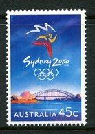 Australia 1999 Olympic Games, Sydney (2000) - 1st Issue - MNH (SG 1902) - 1990-99 Elizabeth II