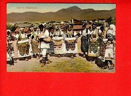 Yougoslavie - Xopo BI IIphalucko - Costumes - Yougoslavie