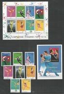 AZERBAIJAN -  MNH - Sport - Olympic Games - Nagano 1998 - Stamps
