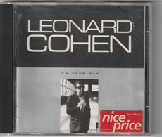 CD - LEONARD COHEN - I'M YOUR MAN - Musik & Instrumente