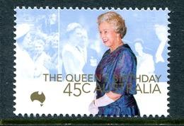 Australia 2000 Queen Elizabeth II's Birthday MNH (SG 1970) - Ungebraucht