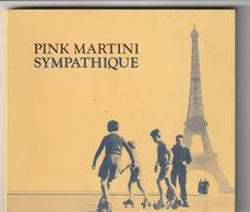 CD - PINK MARTINI - SYMPATHIQUE - Musik & Instrumente