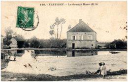 89 FESTIGNY - La Grande Mare - Other Municipalities
