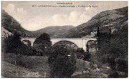 04 ANNOT - Station Estivale - Viaduc De La Beïte - Frankrijk