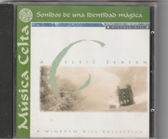 CD - MUSICA CELTA - A CELTIC SEASONS - A WINDHAM HILL COLLECTION - Sonstige