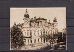 Romania / Roumanie / Rumanien - Bucuresti - Palatul Sturdza - Ministerul De Externe - Press Foto - Romania