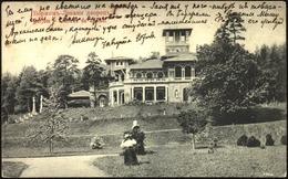 1907 GEORGIA BORJOMI Likani Palace - Georgia