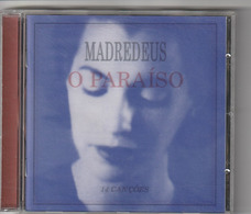 CD - MADREDEUS - O PARAISO - Música & Instrumentos