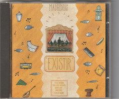 CD - MADREDEUS - EXISTIR - Musik & Instrumente