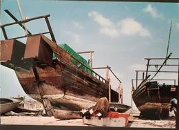 SULTANATE OF OMAN BATEAU DE PECHE - Oman