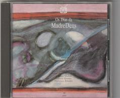 CD - MADREDEUS - Os Dias Da - Sonstige