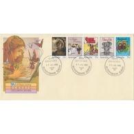 AUSTRALIA CLASSIC CHILDREN BOOKS FDC 1985 , Postmark SUNNYBANK 17th July 1985 - FDC