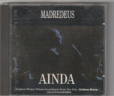 CD - MADREDEUS - AINDA - Sonstige