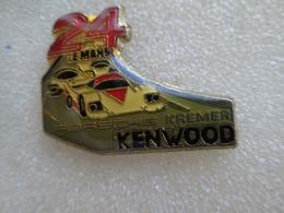 PIN'S   PORSCHE 962  CK 6   KREMER  KENWOOD - Porsche