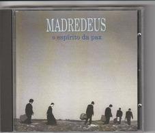 CD - MADREDEUS - O ESPIRITO DA PAZ - Musik & Instrumente