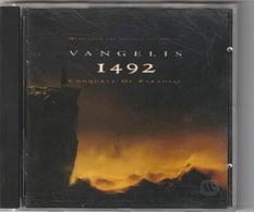 CD - VANGELIS - 1492 - Música & Instrumentos
