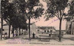 CP SEGONZAC - La Place - Autres Communes