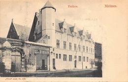 Mechelen Malines Théâtre  Theater  Stadsschouwburg     L 812 - Mechelen