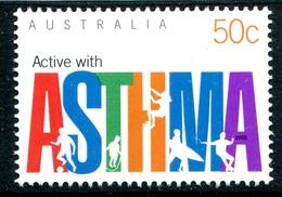 Australia 2003 National Asthma Week Campaign MNH (SG 2343) - 2000-09 Elizabeth II