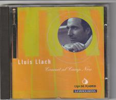 CD - LLUIS LLACH - CONCERT AL CAMP NOU - Caja De Madrid La Vanguardia - 2002 - Musik & Instrumente