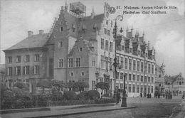 Mechelen Malines  Oud Stadhuis   Ancien Hôtel De Ville    L 823 - Mechelen