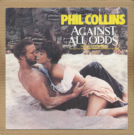 """7"""" Single, Phil Collins - Against All Odds - Disco, Pop"""
