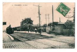 Phalempin Train En Gare - Autres Communes