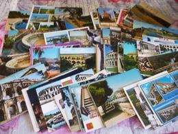 LOT DE 100 CARTES DU GARD - Ansichtskarten