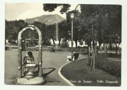 CAVA DE TIRRENI - VILLA COMUNALE VIAGGIATA FG - Cava De' Tirreni