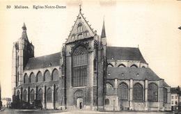 Mechelen Malines  Eglise Notre Dame  Onze Lieve Vrouw Kerk     L 825 - Mechelen
