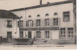 57 - LAGARDE - EPICERIE / RESTAURANT ELMERICH - Other Municipalities