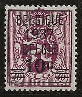 Belgique 1937 N°Y.T. :  455 (petite Pliure) ** - Nuevos