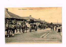 Camp D'Elsenborn.Artillerie. - Casernes