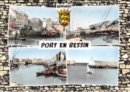 Port En Bessin Canton Ryes - Port-en-Bessin-Huppain
