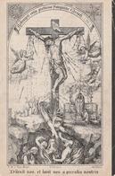 Anna Joanna Lauwers-brussel 1814-mechelen 1887-let Op!mist Een Stukje Tekst Voor Onder En Snijfout Drukker Zwarte Rand? - Devotion Images