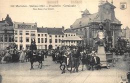 Mechelen Malines   Praalwagen Praaltrein  De Reus Géant     L 857 - Malines