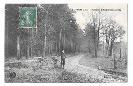 (24641-60) Thiers - Entrée De La Forêt D'Ermenonville - France