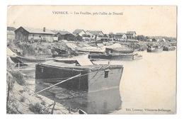 (24642-91) Vigneux - Les Fouilles Près De La Draveil - Vigneux Sur Seine
