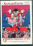 """Catalogue De 1923"""" A La Samaritaine ¨ Paris , Jouet étrennes 1923 """" 54 Pages - Modb04 - Books, Magazines, Comics"""