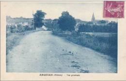 NIEVRE ARQUIAN VUE GENERALE - Other Municipalities