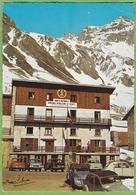 CPSM VAL D' ISERE Centre Entrainement Alpin Du Service De Sécurité Voiture Citroen 2CV 73 Savoie Animation - Val D'Isere