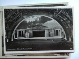 Duitsland Deutschland Bayern Oberammergau Passionstheater Bühne - Oberammergau