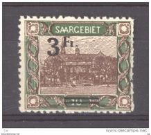 Sarre   :  Mi  82  ** - 1920-35 Société Des Nations
