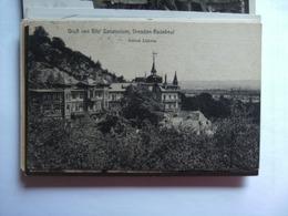 Duitsland Deutschland Sachsen Dresden Radebeul Bilz Sanatorium Alt - Dresden