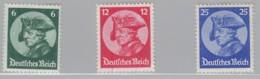 DR 479-481, Postfrisch **/*, Friedrich Der Große 1933 - Allemagne