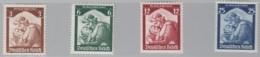 DR 565-568, Postfrisch *, Saarabstimmung 1935 - Neufs