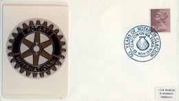 1978 , GRAN BRETAÑA , ROTARY INTERNATIONAL , SOBRE CONMEMORATIVO, CLACTON ON SEA - Rotary, Club Leones