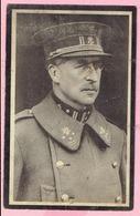 Bidprentje - Zijne Majesteit ALBERT Koning Der Belgen - Brussel 1875 - Marche-les-Dames 1934 - Godsdienst & Esoterisme