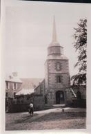 Photo 9 X 6 Cm TREVENEUC Eglise - France