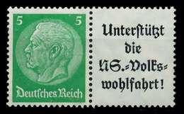 D-REICH ZUSAMMENDRUCK Nr W73 Postfrisch WAAGR PAAR X7A64EA - Zusammendrucke